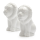 Lion Salt and Pepper Shakers