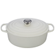 Le Creuset Signature White Oval French Ovens