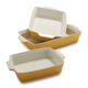 Oven-to-Table Rectangular Bakers, Set of 3