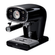 Espressione Black Café Retro Espresso Machine