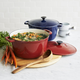 Sur La Table Lightweight Cast Iron Dutch Oven, 5 qt.