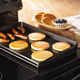 Nordic Ware Two-Burner Backsplash Griddle