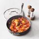 Sur La Table Dishwasher-Safe Hard-Anodized Nonstick Ultimate Pan, 6.5 qt.