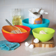 Nordic Ware 4-Piece Bowl Set