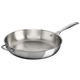 Le Creuset Stainless Steel Deep Skillets
