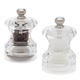Cole & Mason Button Salt and Pepper Mill Gift Set