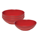 Emile Henry HR Collection Individual Salad Bowl, Set of 4