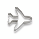 Airplane Cookie Cutter, 4.5