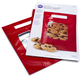 Wilton® Red Resealable Gift Bags, Set of 3
