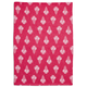 Ice Cream Jacquard Kitchen Towel