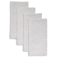 Pinstripe Linen Napkins, Set of 4