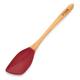 Staub Olivewood & Silicone Spoon Spatula