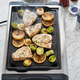 Chef'sChoice Griddle Attachment for Indoor Grill