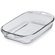 Baked by FireKing Glass Baking Dish, 3 qt.