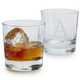 Schott Zwiesel Monogrammed Whiskey Tumbler, Set of 2