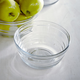 Baked by FireKing Glass Mixing Bowls, Set of 3