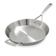 Sur La Table Tri-Ply Stainless Steel Skillet, 12