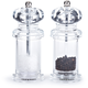 Cole & Mason 505 Acrylic Salt and Pepper Mill Set