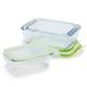 Sur La Table 6-Piece Glass Storage Container Set