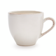 Pearl Stoneware Espresso Mug