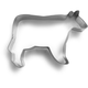 Cow Cookie Cutter, 3.5