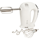 Breville® White 16-Speed Hand Mixer
