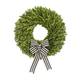 Myrtle Wreath with French Ribbon