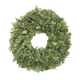 Eucalyptus and Fern Wreath