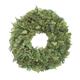 Eucalyptus and Fern Wreath