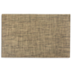Chilewich Basketweave Floor Mat, Bark