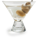 Fortessa Stemless Martini Glass