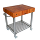 John Boos & Co. Cucina D'Amico Cart, 30