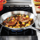 Le Creuset Stainless Steel Skillet, 10