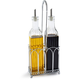 Global Amici Classic Oil and Vinegar Bottle Set