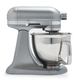 KitchenAid® Artisan® Mini Premium Tilt-Head Stand Mixer with Flex Edge Beater, 3.5 qt.