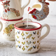 Jacques Pépin Collection Chickens Mug