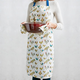 Jacques Pépin Collection Assorted Chickens Linen Kitchen Apron