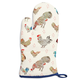Jacques Pépin Collection Assorted Chickens Oven Mitt