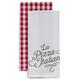 Italian Pizzeria Kitchen Towels, 28