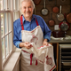 Jacques Pépin Collection Chicken Kitchen Towel, 28