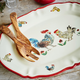 Jacques Pépin Collection Oval Chicken Platter