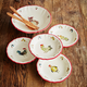 Jacques Pépin Collection Chicken Pasta Serving Bowl