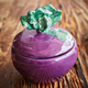 Jacques Pépin Collection Figural Covered Beet Bowl