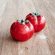 Jacques Pépin Collection Tomato Salt and Pepper Shakers