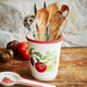 Jacques Pépin Collection Tomato Utensil Crock