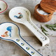 Jacques Pépin Collection Rooster Spoon Rest