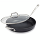 All-Clad HA1 Nonstick Covered Skillet, 12