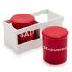 Popcorn Salt and Seasoning Shakers, Set of 2