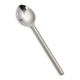 Hammered Silver Demitasse Spoon