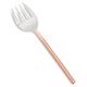 Hammered Copper Serving Fork